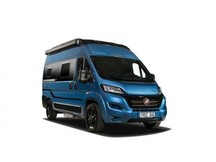 Hymer Free 540 BLUE EVOLUTION
