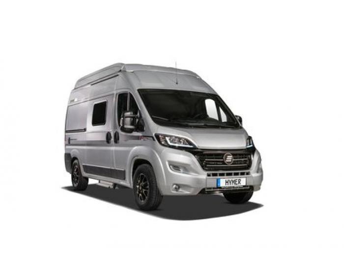 Hymer Camper Van Fiat