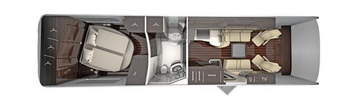 CONCORDE Centurion Atego 1060 GI - lounge - obytné auto