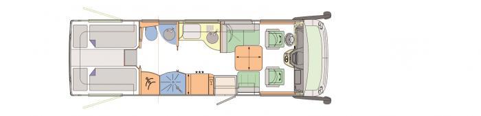 Concorde Charisma 790L Limited 790L