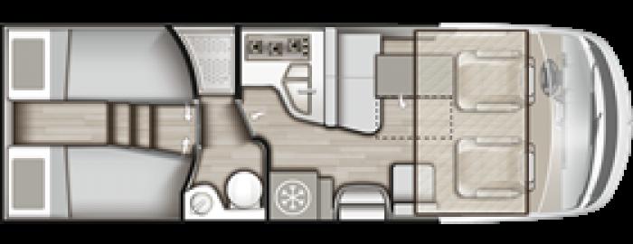 Mobilvetta K-Yacht TeknoDesign 85