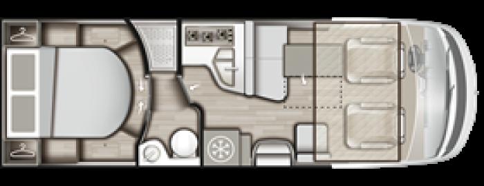Mobilvetta K-Yacht TeknoDesign 89