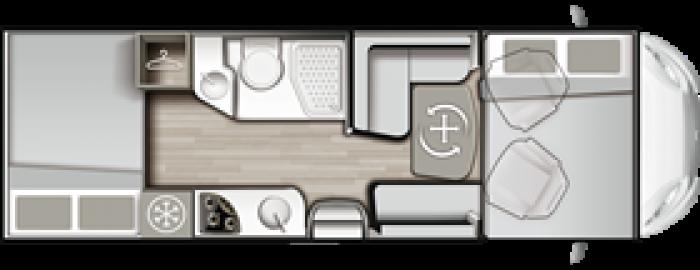Mobilvetta Kea M 74