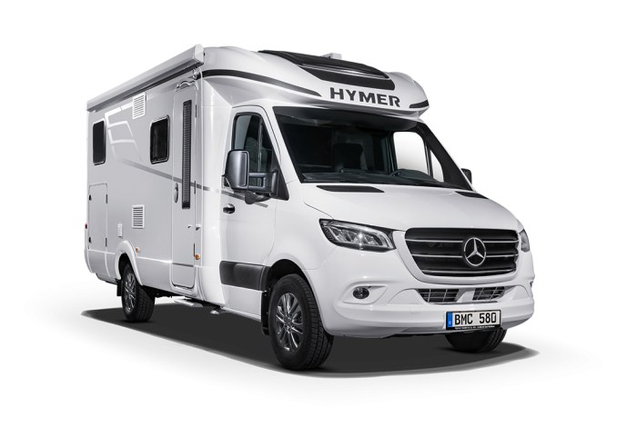 Hymer B-Klasse ModernComfort T